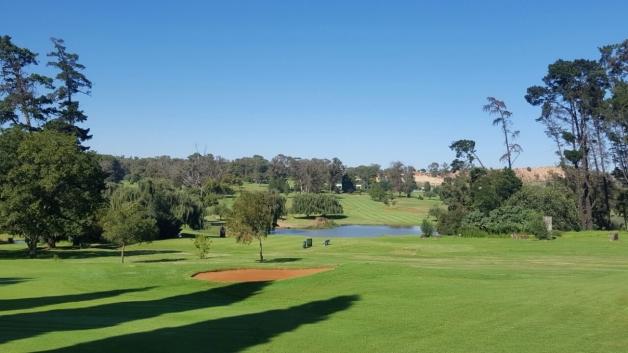CMR Golf club