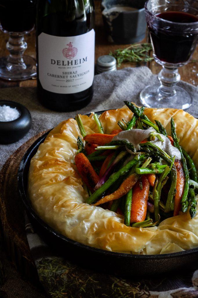 Delheim food