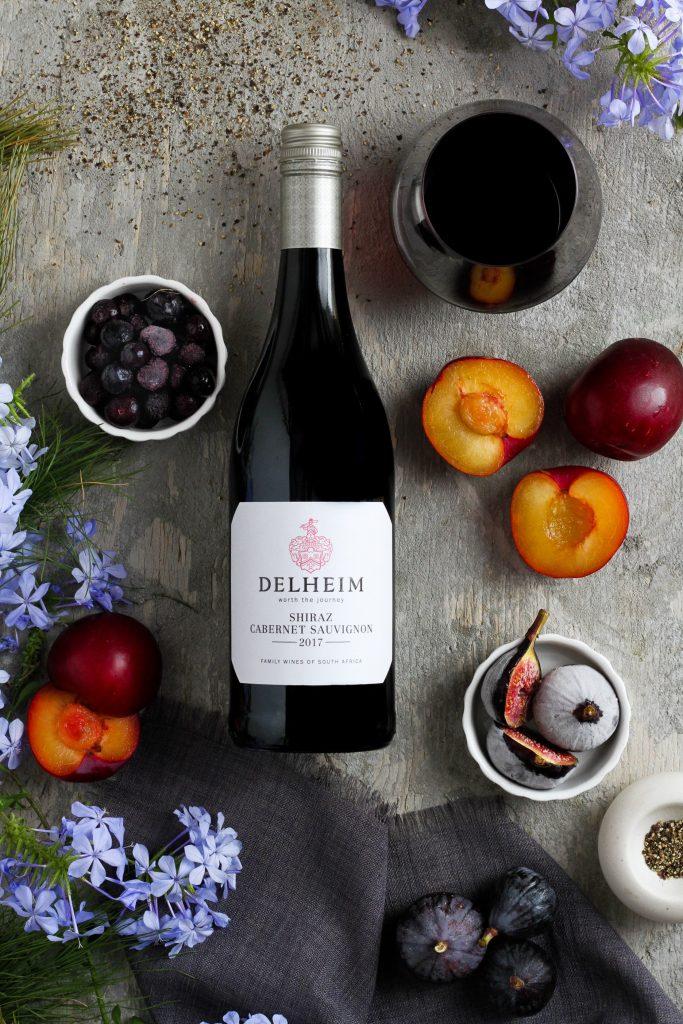 Delheim wine