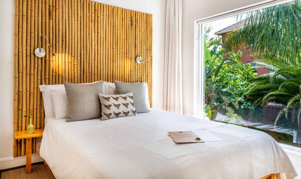 Antrim Villa bed
