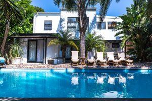 Antrim Villa front