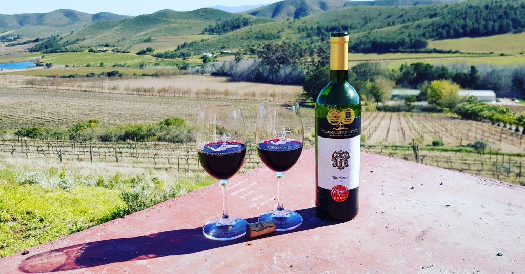 Bushmanspad wine