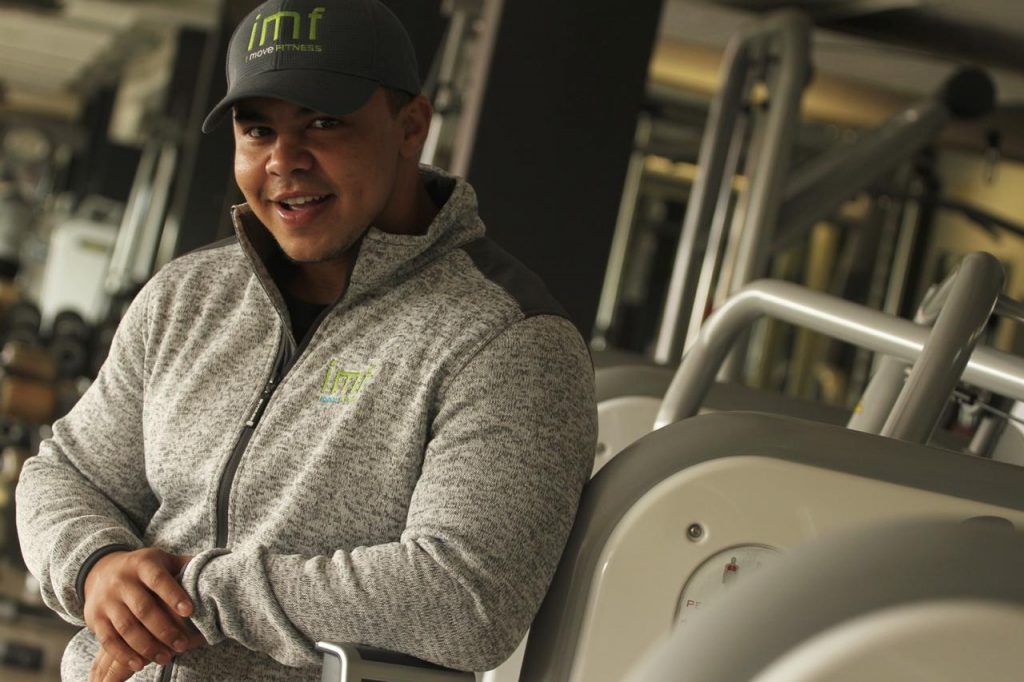 I Move Fitness trainer