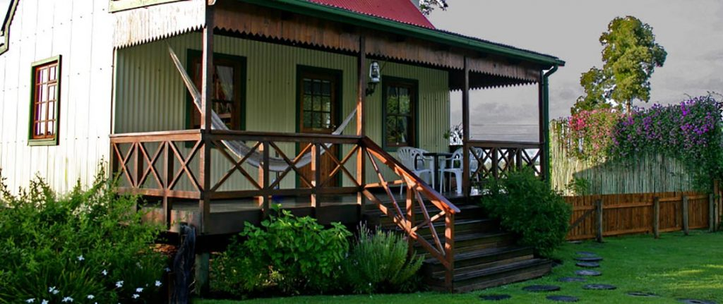 Forest Edge cottage