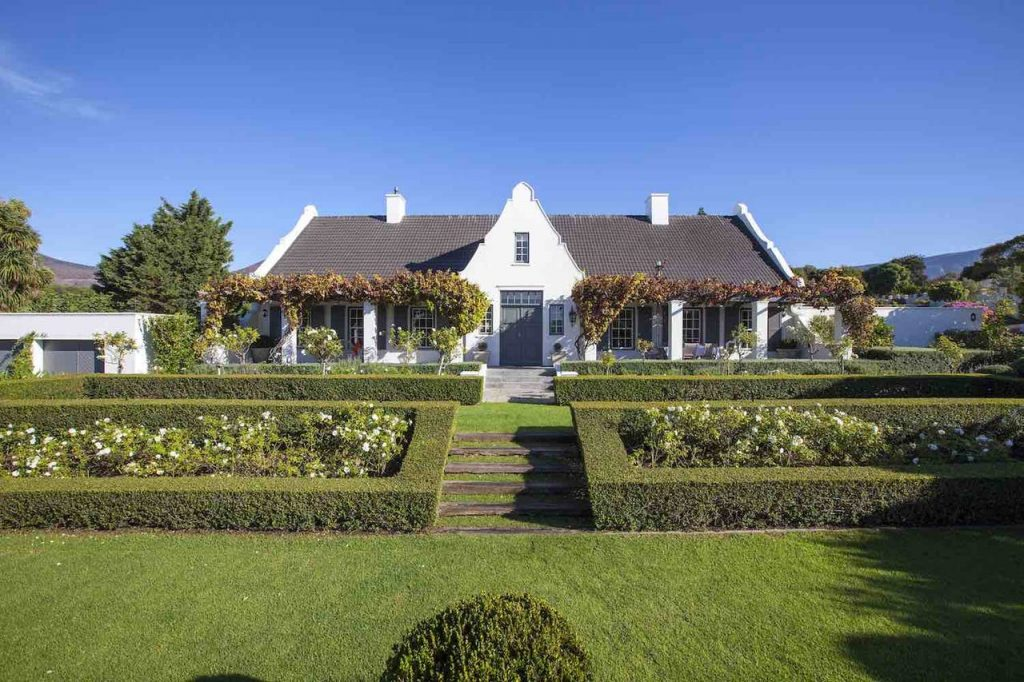 Top Accommodation in Constantia
