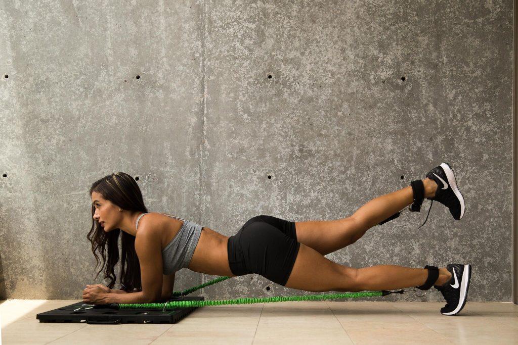 BodyBoss exercise equipment