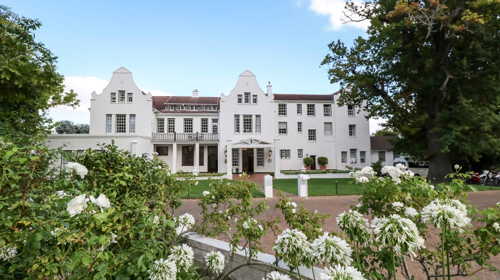 Top Accommodation in Constantia and Rondebosch