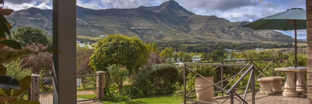 Clarens Retreat Guesthouse - Accommodation - Clarens