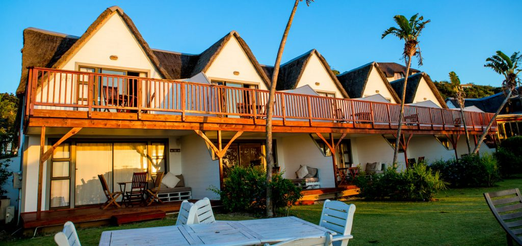 Crawfords Beach Lodge accommodation Wild Coast