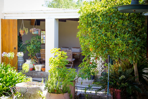 Disa Lodge accommodation bed and breakfast Darling Western Cape
