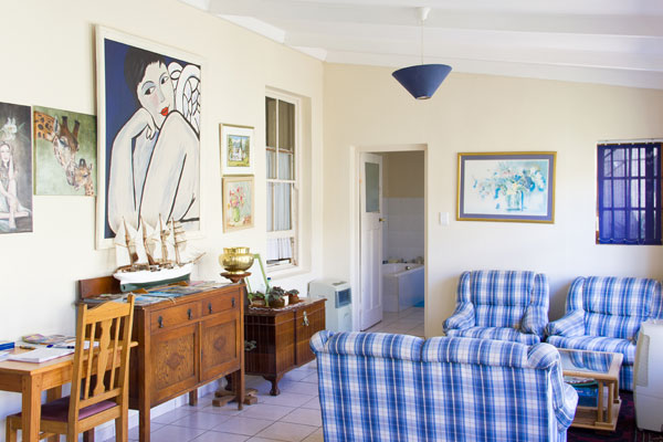 Disa Lodge accommodation Darling Western Cape bed and breakfast