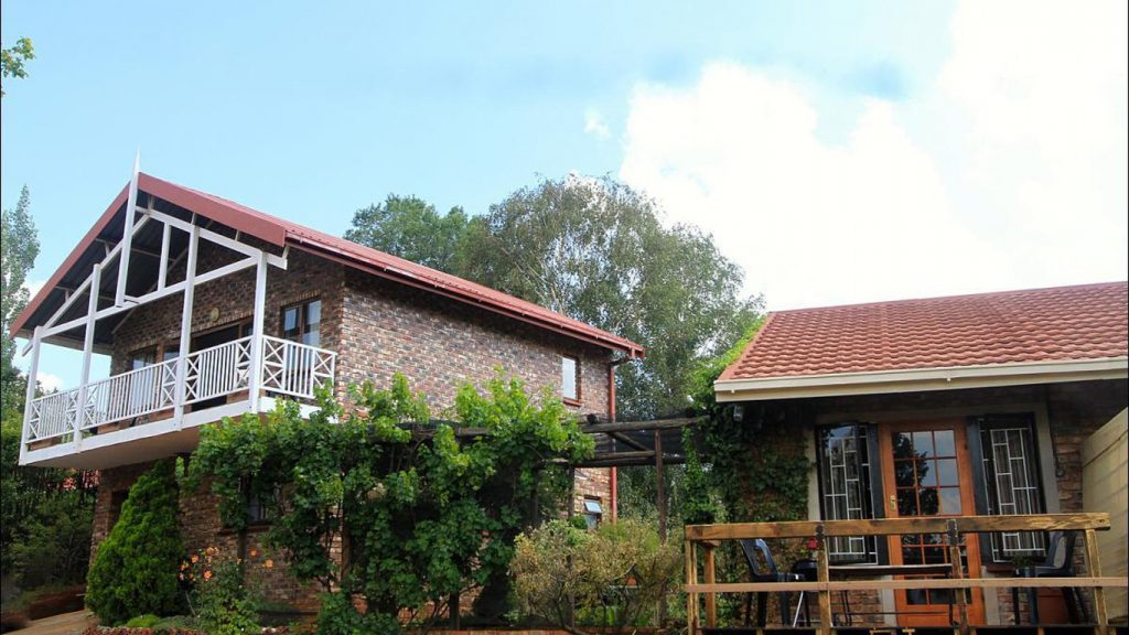 Fairview Cottages - Accommodation - Clarens