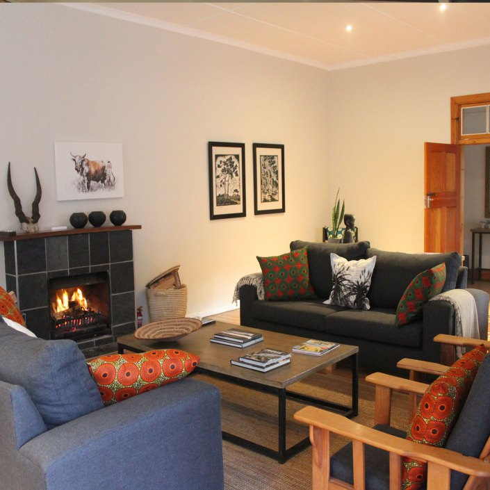 House at Glengariff accommodation Drakensburg