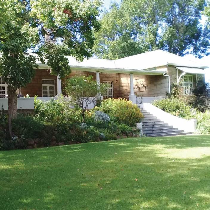 House at Glengariff accommodation Drakensburg KZN