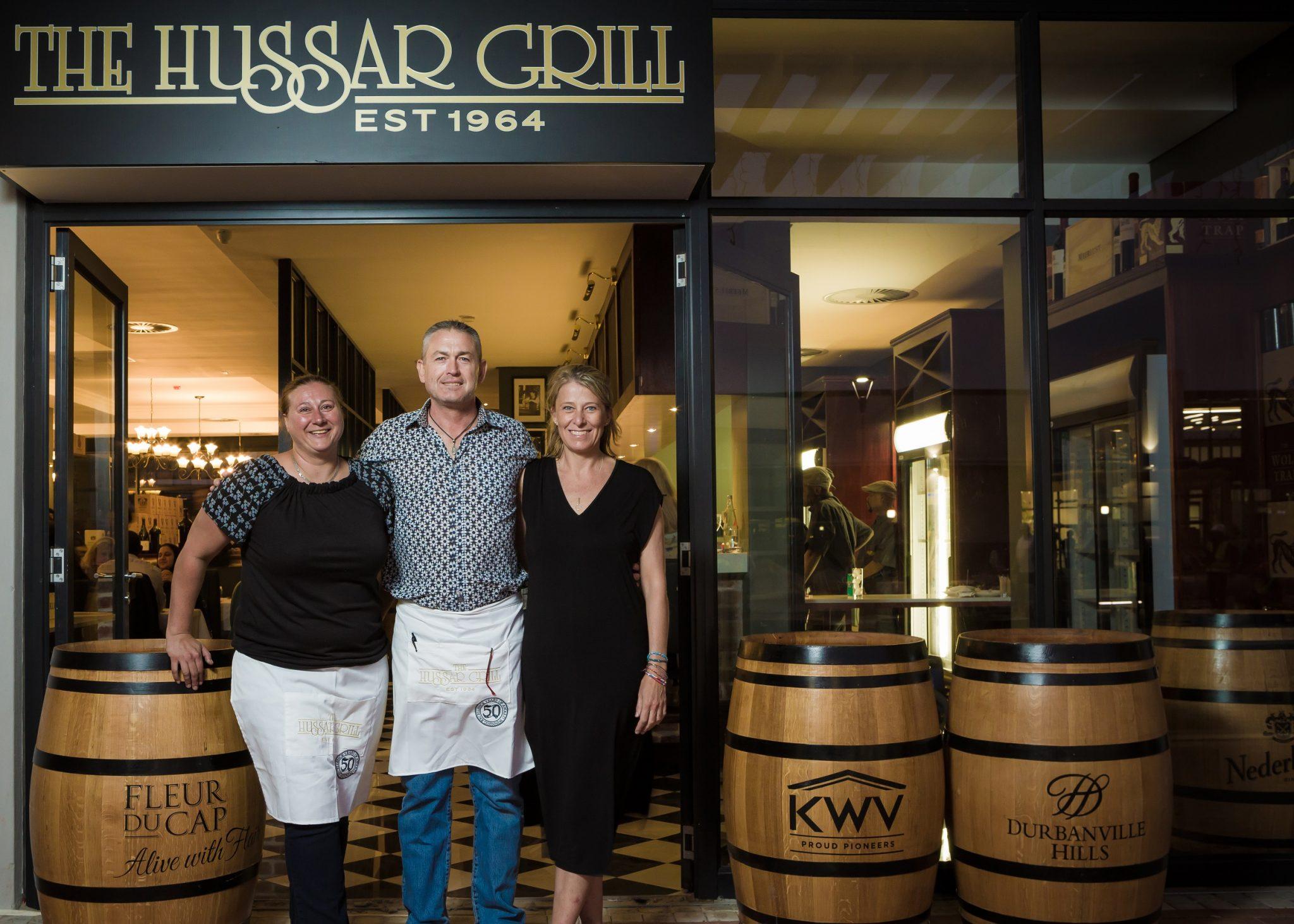 The Hussar Grill Durbanville