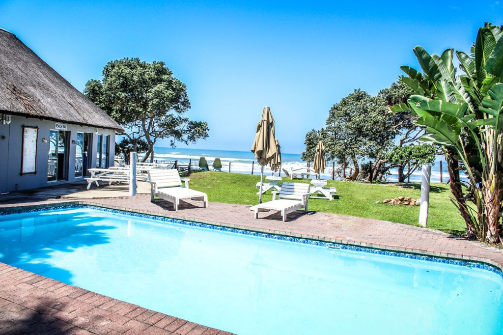 Ocean View Hotel accommodation Wild Coast