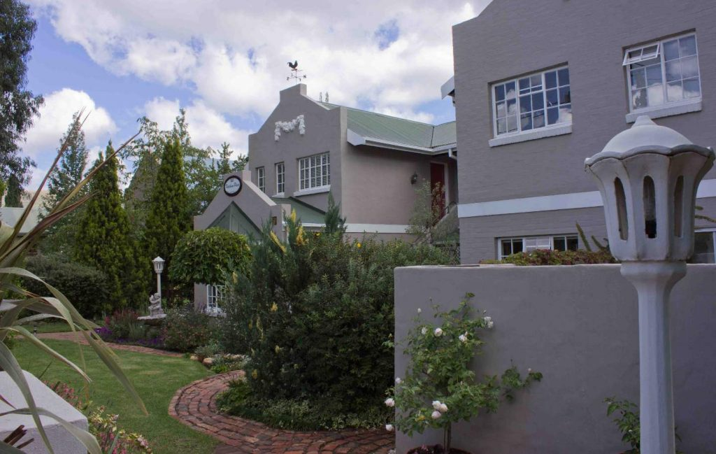 Patcham Place - Accommodation - Clarens