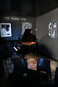 Piano Bar Cape Town restaurant