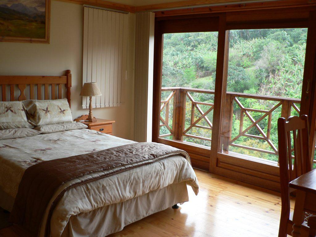 Riverbend Chalets accommodation
