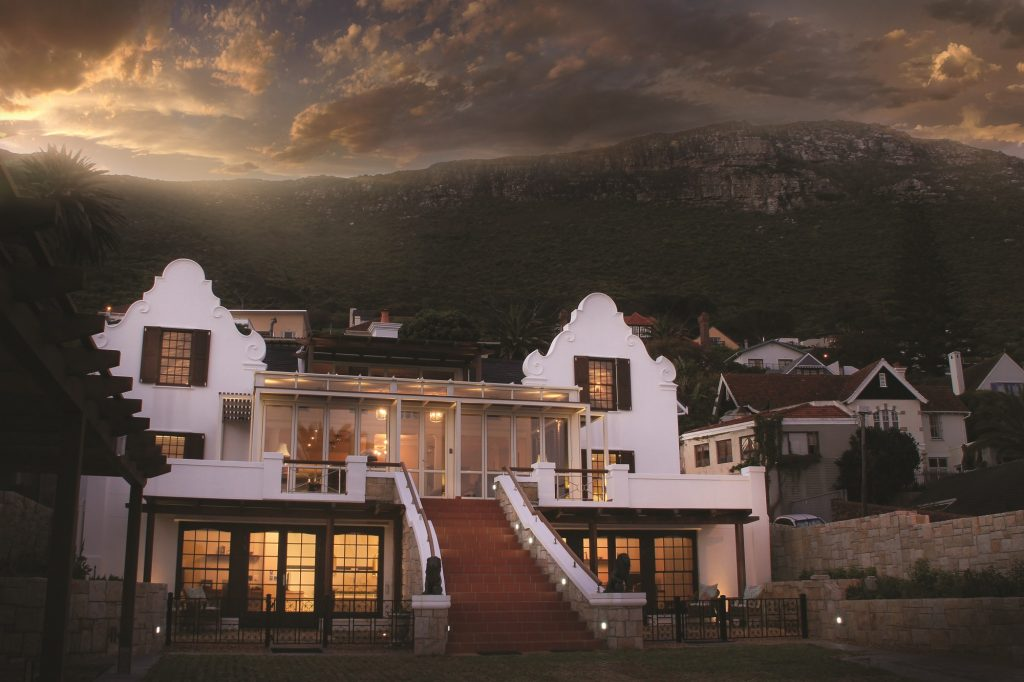 St James Guesthouse accommodation Cape Town