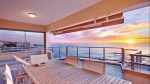 accommodation sea point cape town penthouse at 259 on beach