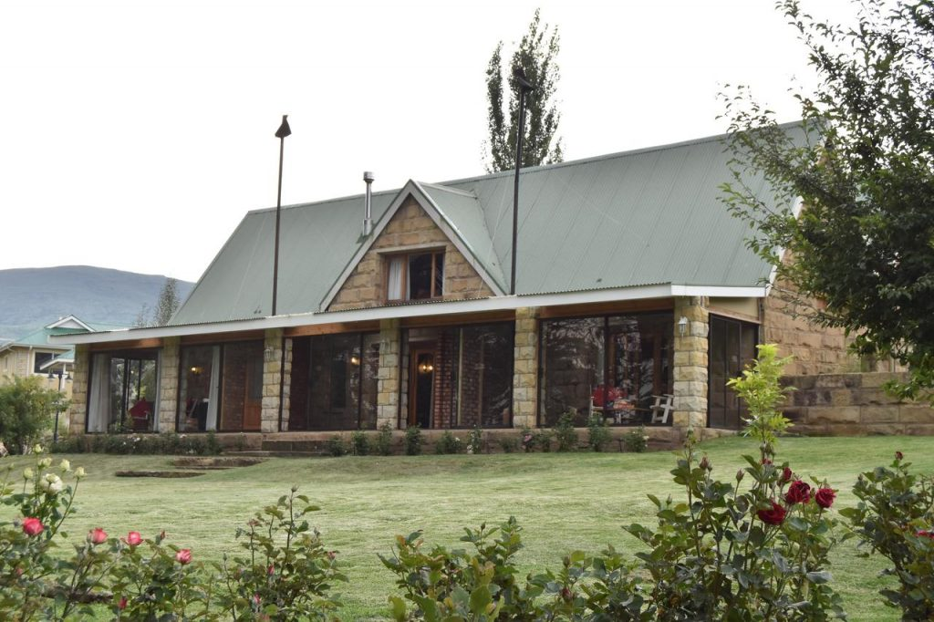 The Clarens Country House - Accommodation - Clarens