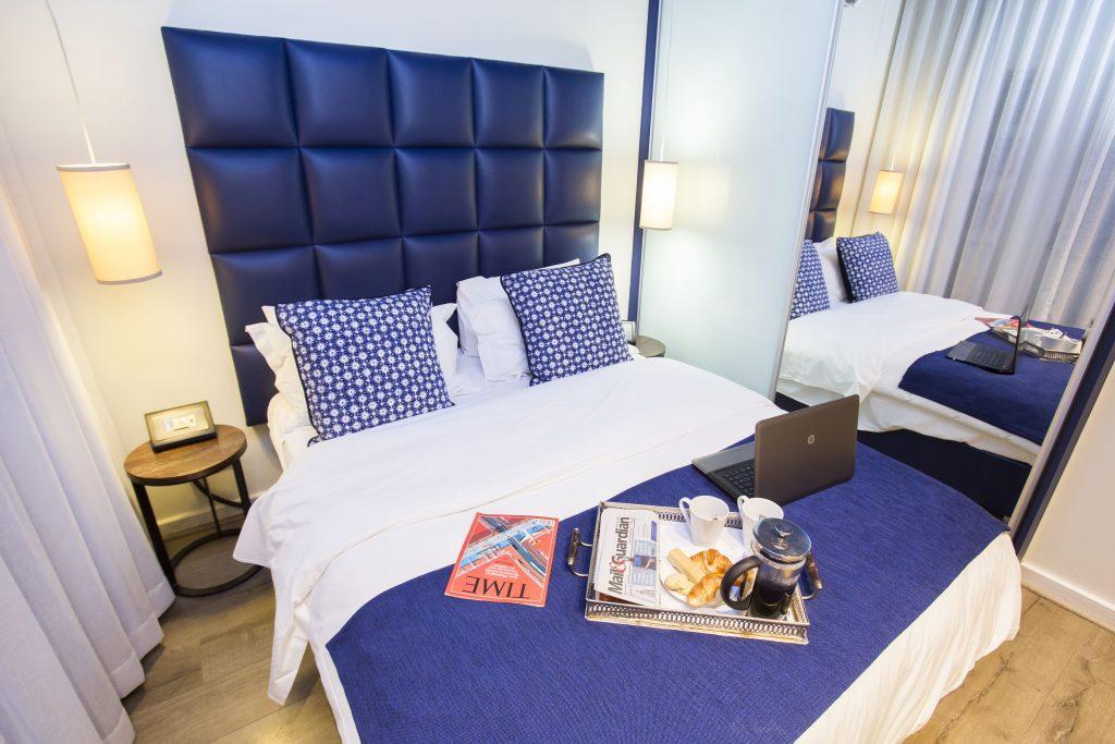 The Genesis Hotel - Accommodation - Johannesburg