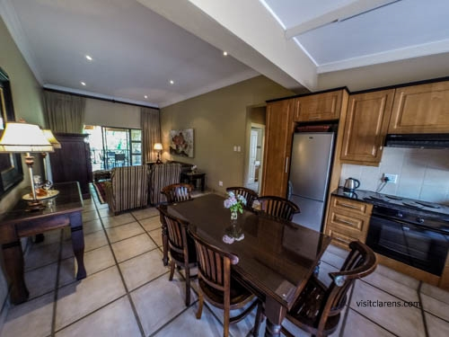 Willow Creek Villas accommodation Clarens Free State