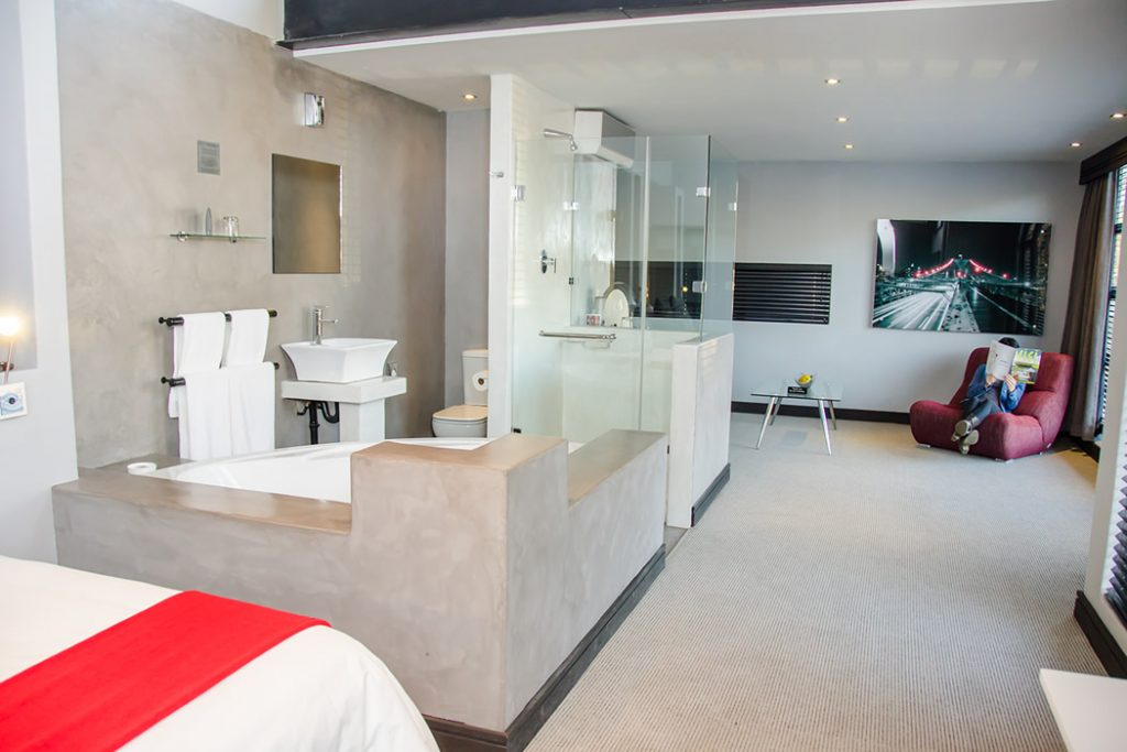 accommodation bloemfontain city living