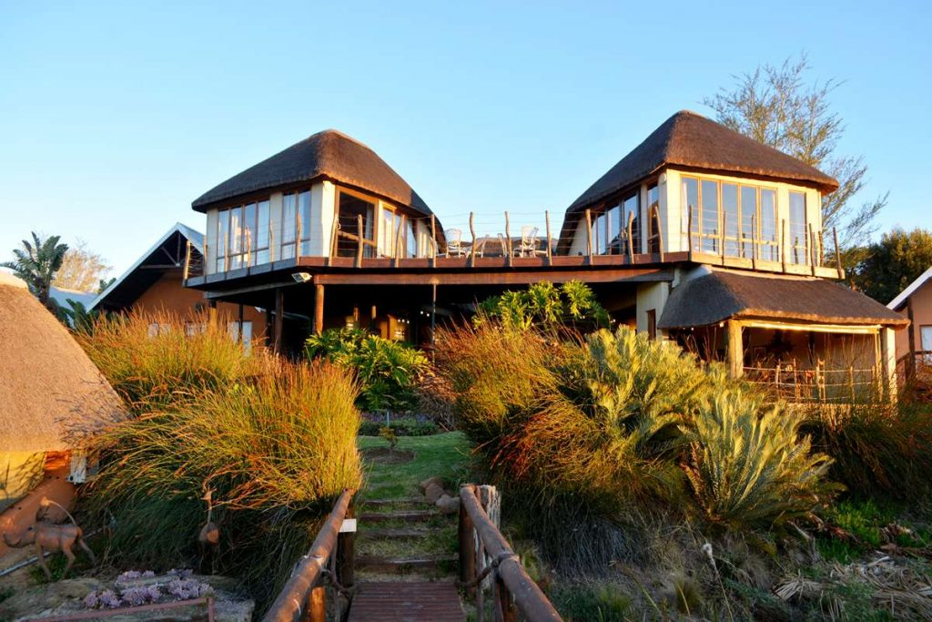 Laslappies Lodges accommodation Addo
