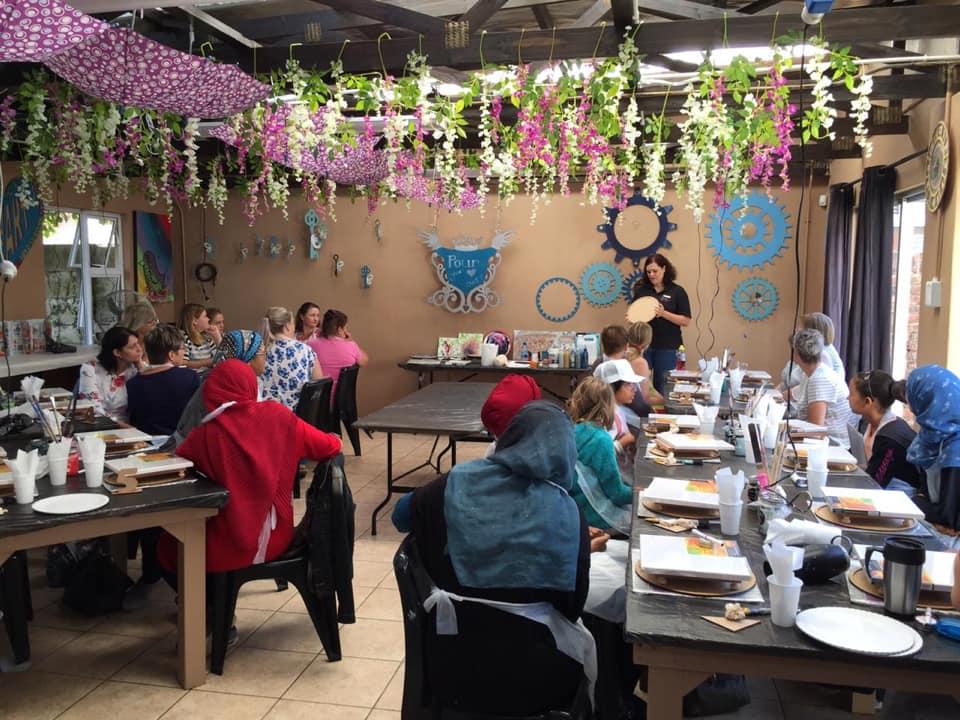 A Peace of Art Crafty Workshop Port Elizabeth entertainment