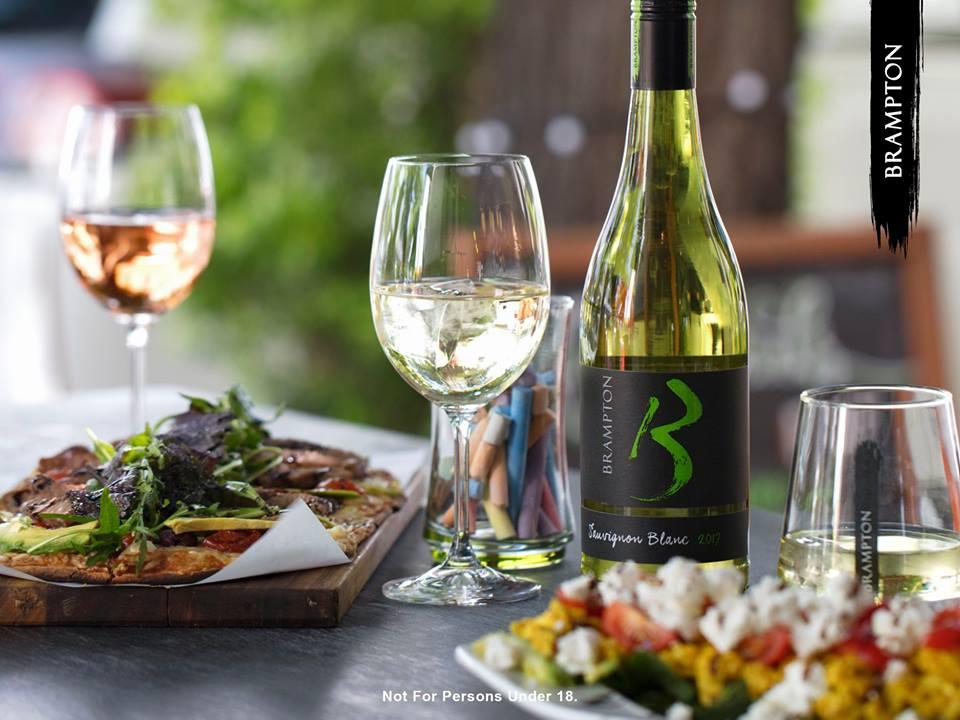 Brampton Wine Studio Stellenbosch restaurant