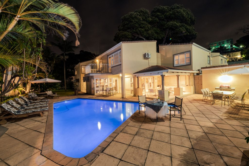 Forest Manor Boutique Guest House - Accommodation - Umhlanga Rocks - Durban