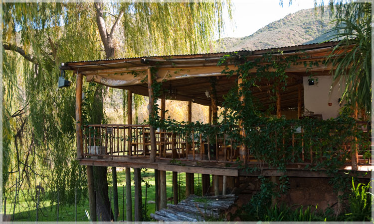 Old Mill Country Lodge Oudtshoorn