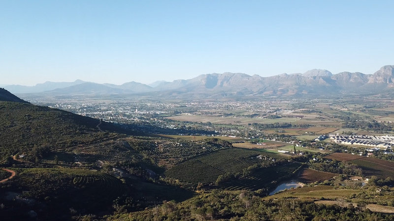 Top Accommodation in Paarl