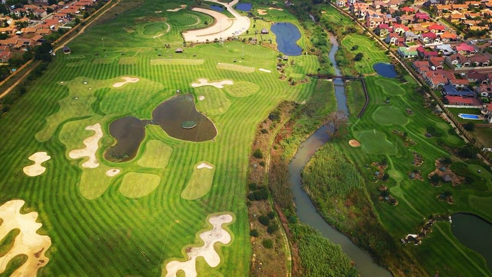 Thatchfield Golf Course centurion johannesburg