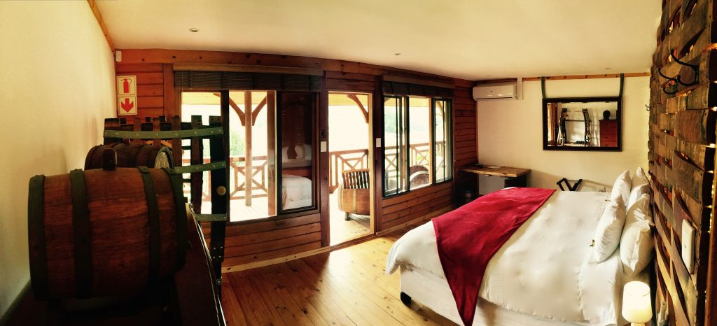 The Log Cabin Lodge, accommodation, Stellenbosch, Western Cape