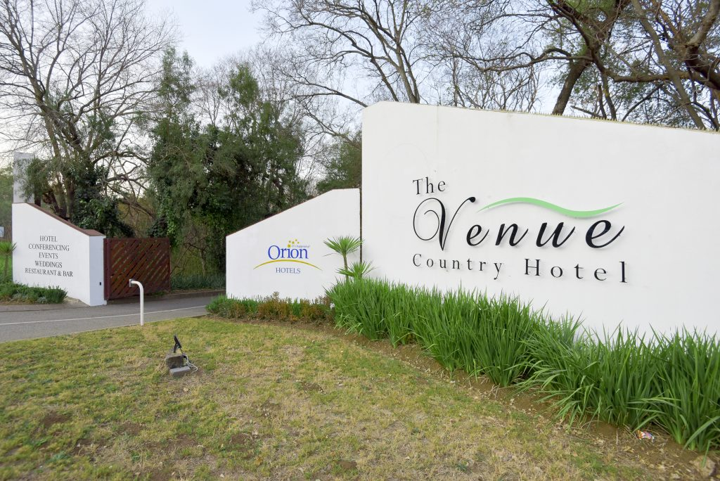 The Venue Country Hote & Spa accommodation Hartbeespoort