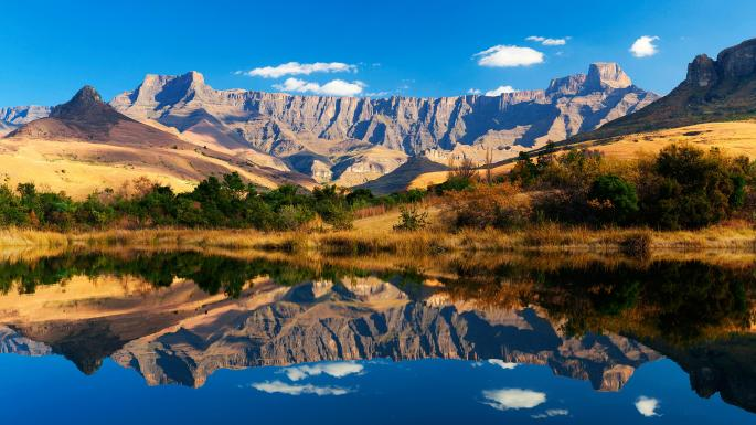 top accommodation in Drakensberg
