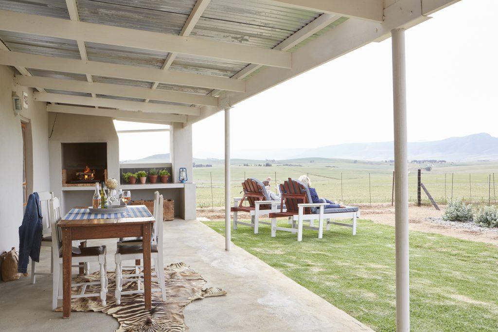 Vleidam Guest Farm - Accommodation - Koringberg - Western Cape