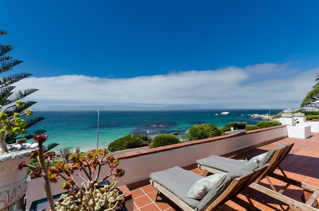 Whale View Manor - Accommodation - Simon's Town - Western Cape