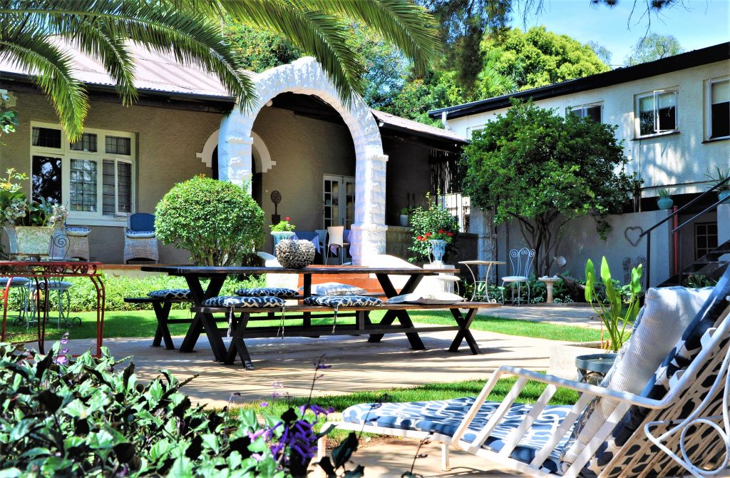 Ginnegaap Guest House Melville accommodation