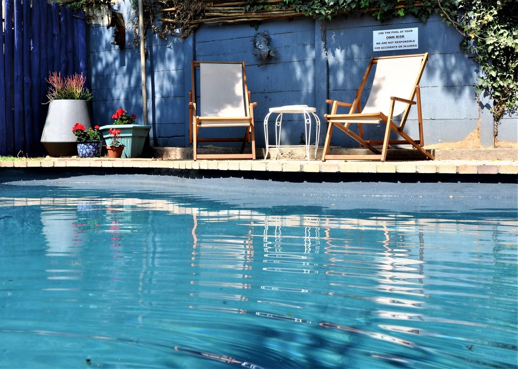 Ginnegaap Guest House, accommodation, Johannesburg, Melville, bed & breakfast