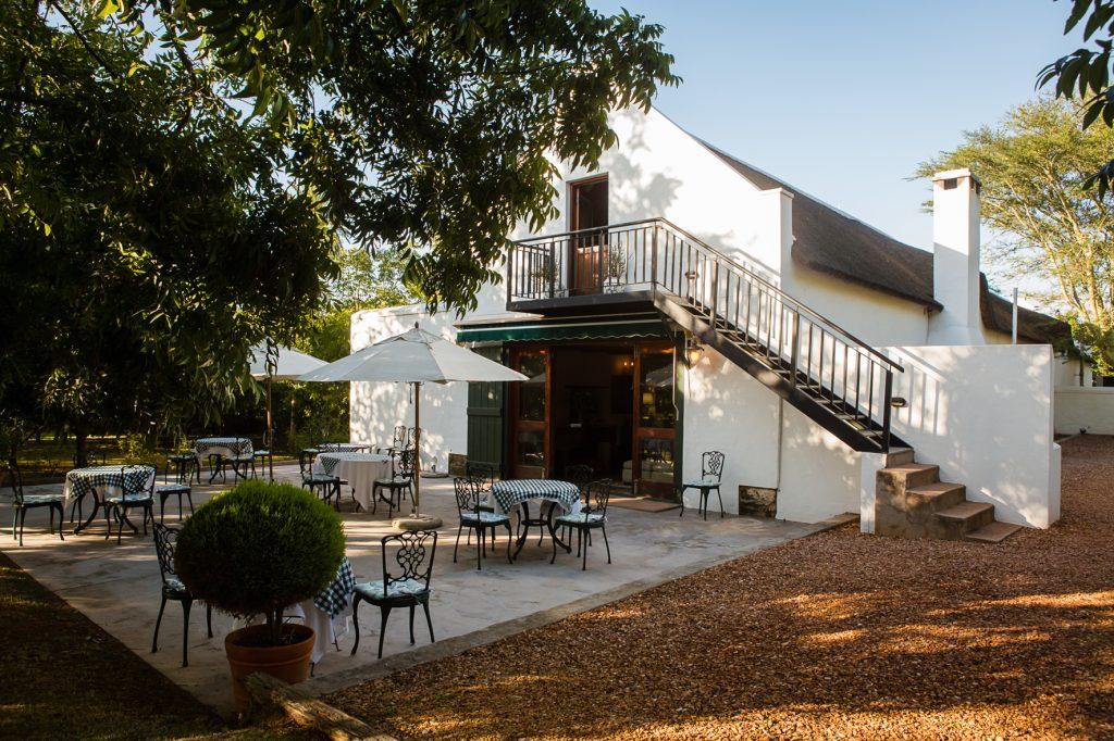 Jan Harmsgat country house Swellendam accommodation