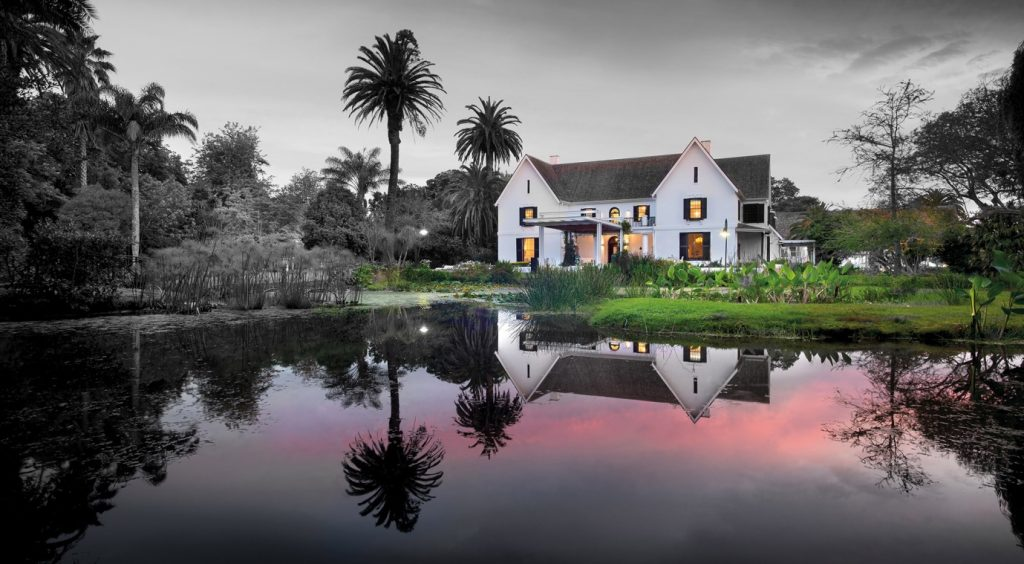 The Manor House Fancourt - Accommodation - George