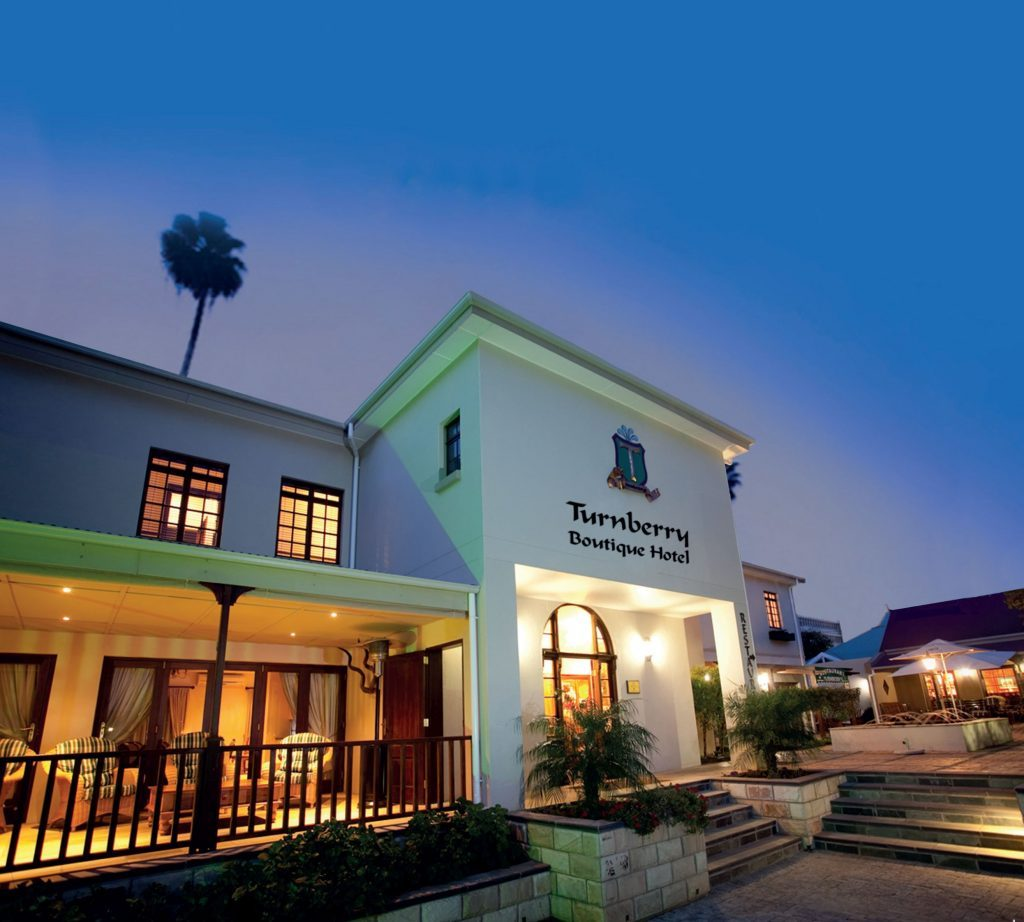 Turnberry Boutique Hotel - Accommodation - Oudtshoorn