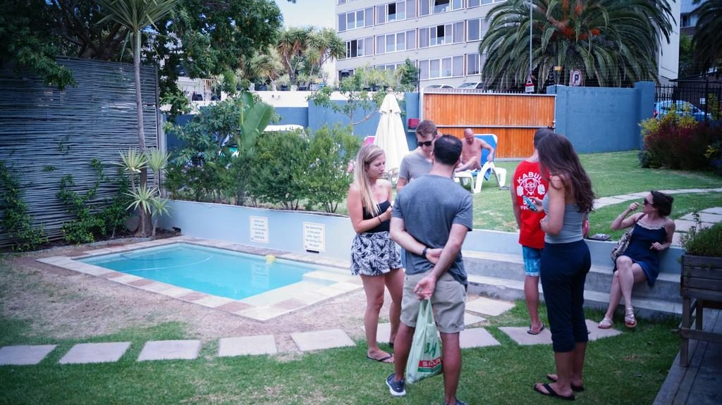 Atlantic Point Backpackers, accommodation, Green Point, Cape Town