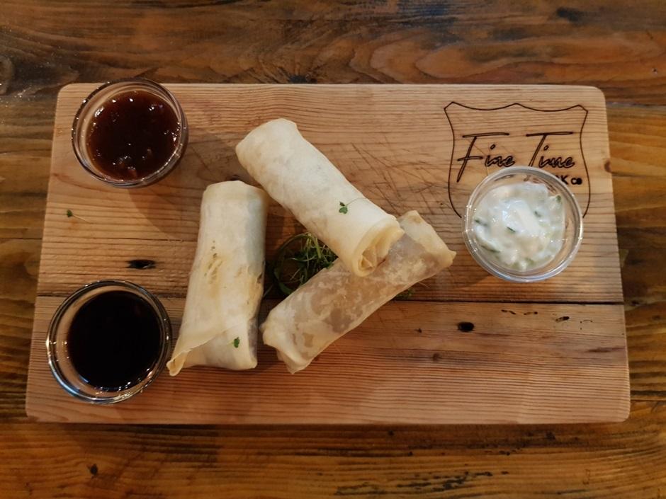 Fine Time Steak Co. food, Port Elizabeth, restaurant