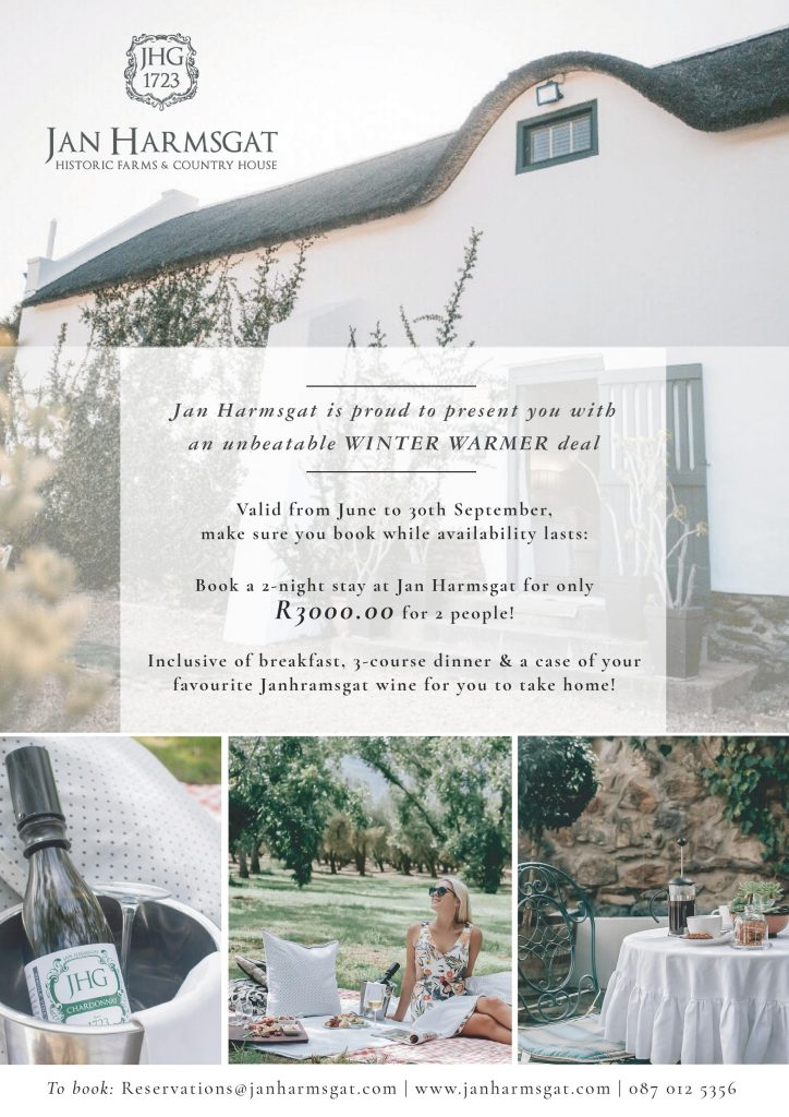 Jan Harmsgat - Winter Promo