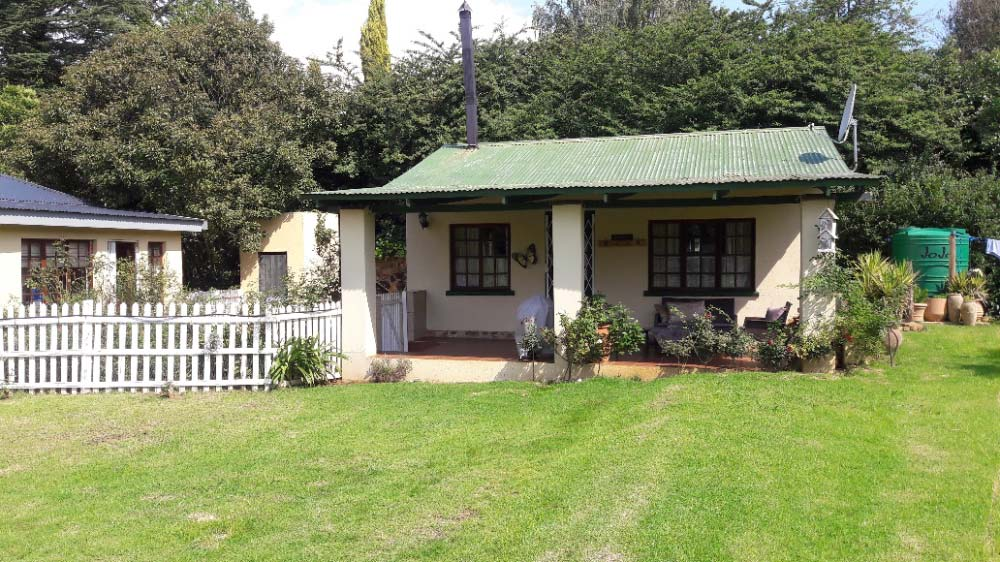Muddlers Minnow Dullstroom accommodation
